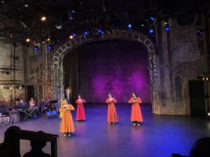 KDT performs Shaamya - Of Equality in January of 2020